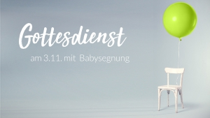Baby Segnung